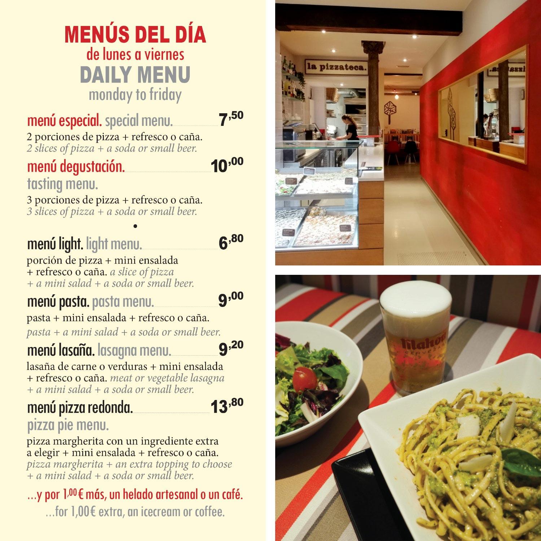 La Pizzateca Madrid